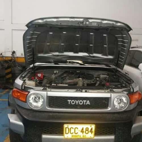 Instalaciones Gas Vehicular en Bogotá 8