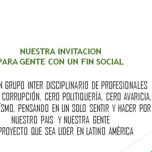 ONG Árbol Fuente de Vida en Bogotá 6