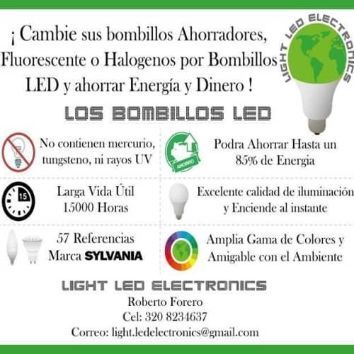 Light Led Electronics en Bogotá 3