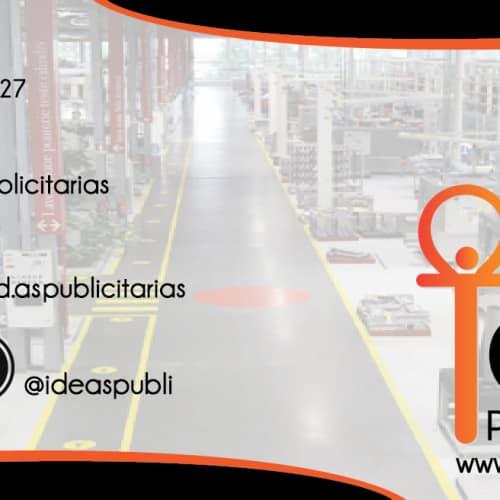 Ideaz Publicitarias en Bogotá 1