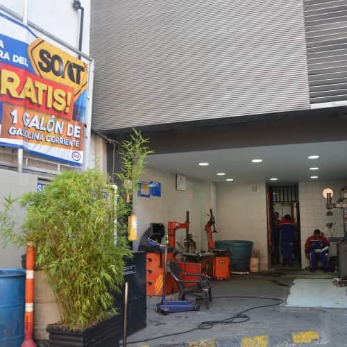 EDS Esso Kl en Bogotá 1