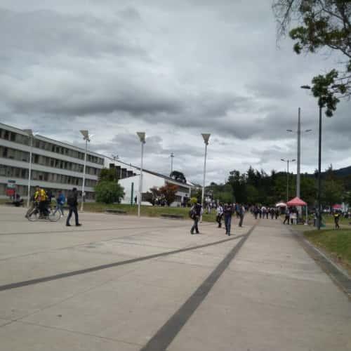 Universidad Nacional de Colombia en Bogotá 1