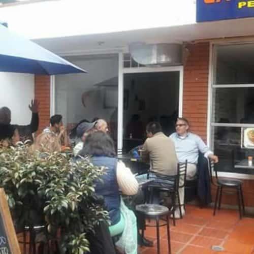 La Sazón de la Abuela   en Bogotá 9