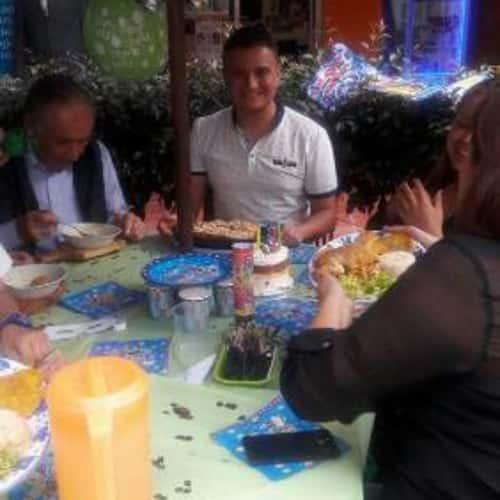 La Sazón de la Abuela   en Bogotá 4