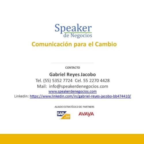 Speaker De Negocios en Bogotá 4