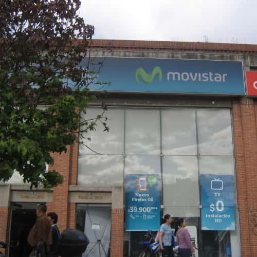Movistar Avenida Suba en Bogotá 3