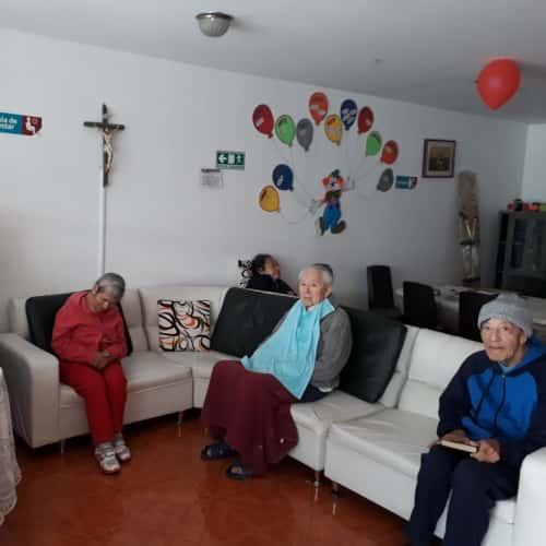 Hogar Gerontológico Abuelitos de Mami Concha en Bogotá 11