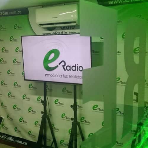 eRadio Emisora Digital en Bogotá 7