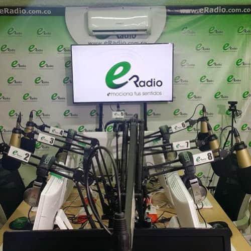 eRadio Emisora Digital en Bogotá 1