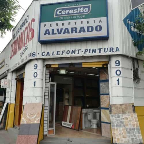 Ferretería Carlitos Alvarado Hnos. en Bogotá 10