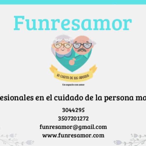 Fundación Renace con Salud y Amor en Bogotá 1