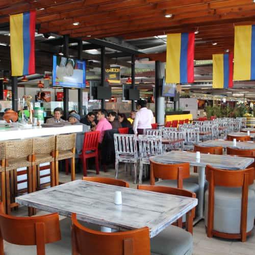 Don Jediondo Gurme's - C.C. Plaza Central en Bogotá 8