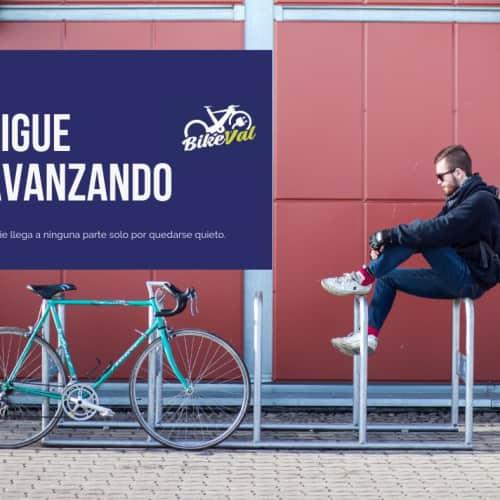 Bike Val en Bogotá 1