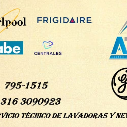 Servicio Técnico Lavadoras y Neveras en Bogotá en Bogotá 1