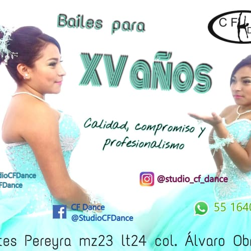 CF Dance en Bogotá 1