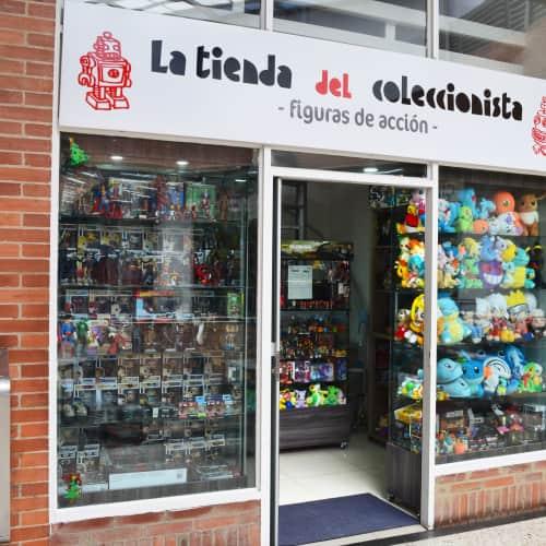 La Tienda Del Coleccionista en Bogotá 1