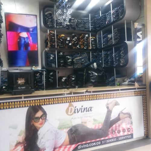 Divina Collection en Bogotá 2
