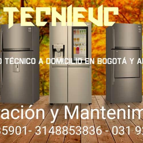 Tecnievc en Bogotá 1