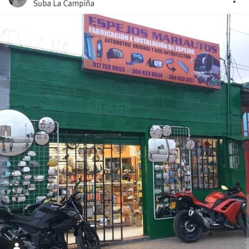 Espejos y Lujos Mariautos en Bogotá 8