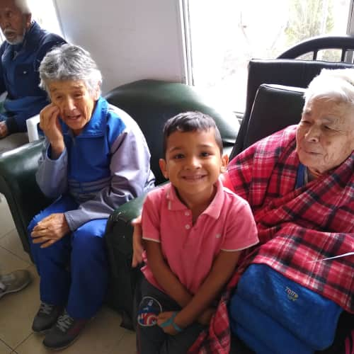 Hogar de la Mano con Cristo Fuhmancris en Bogotá 5