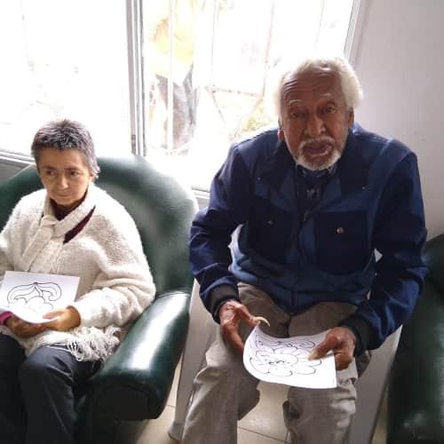 Hogar de la Mano con Cristo Fuhmancris en Bogotá 1
