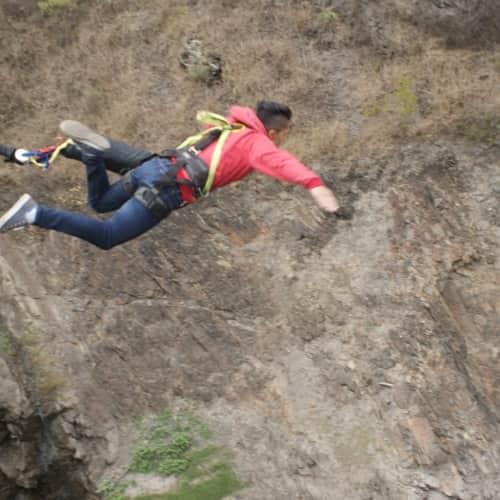 Bogotá Bungee Jumping en Bogotá 2