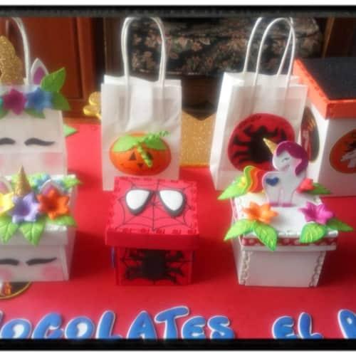 Detalles y Chocolates El Rey en Bogotá 6