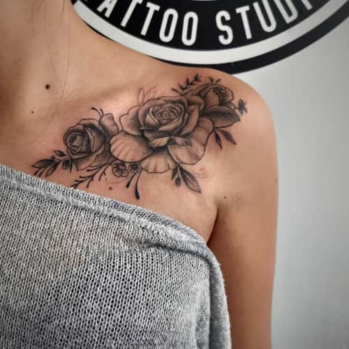 Dave Gerena Tattoo Studio en Bogotá 9