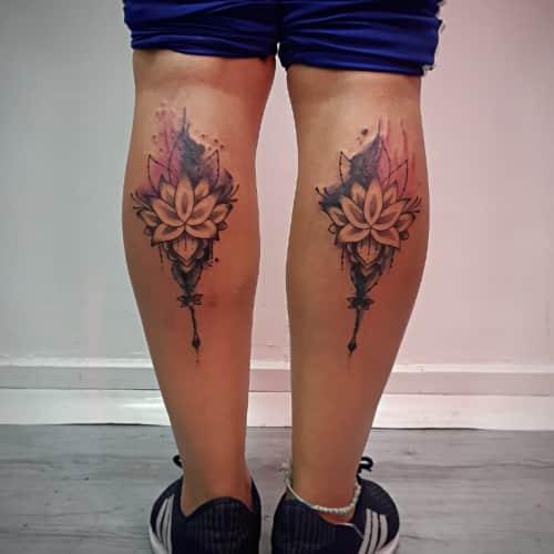 Dave Gerena Tattoo Studio en Bogotá 6