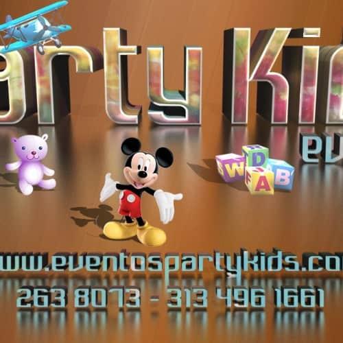 Party  Kids en Bogotá 1