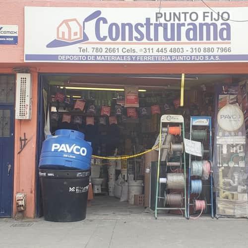 Depósito de Materiales y Ferretería Punto Fijo S.A.S. en Bogotá 5