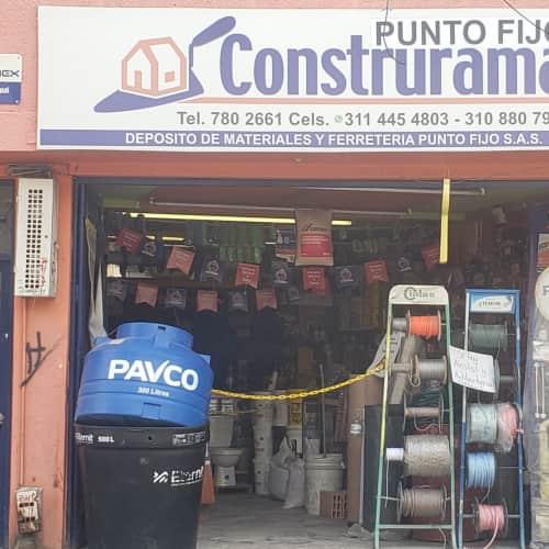 Depósito de Materiales y Ferretería Punto Fijo S.A.S. en Bogotá 1