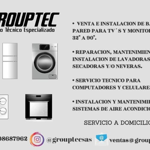 Grouptec Sas en Bogotá 2