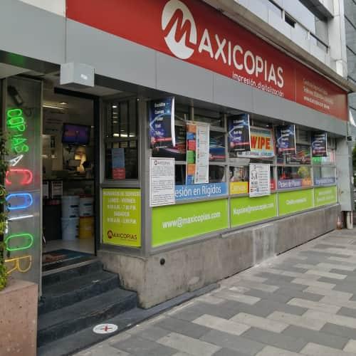 Maxi Napoles en Bogotá 3