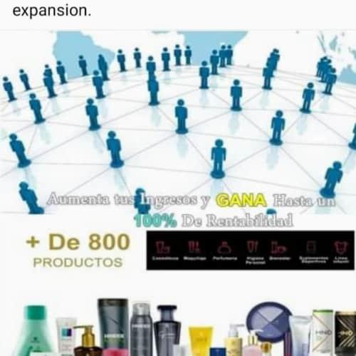 Productos Hinode Colombia en Bogotá 5