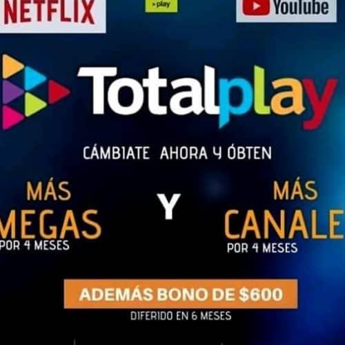 Totalplay Telecomunicación en Bogotá 4
