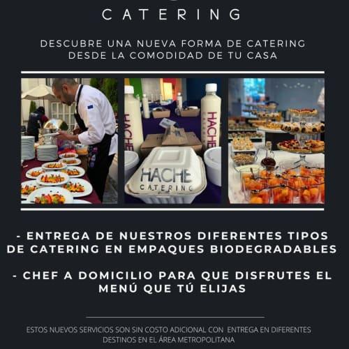 Hache Catering en Bogotá 10