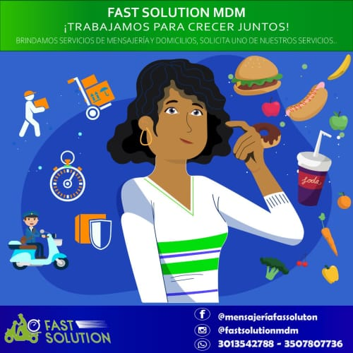 Fast Solution MDM en Bogotá 8