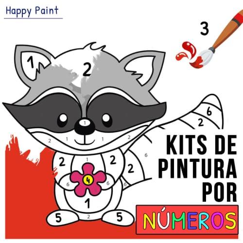 Happy Paint  en Bogotá 1