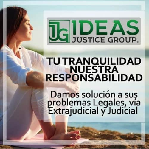 Ideas Justice Group en Bogotá 9