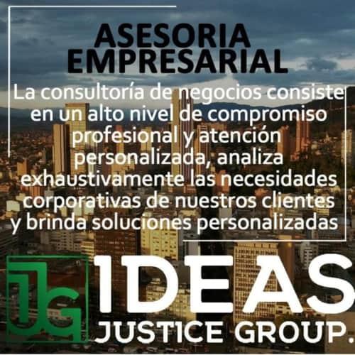 Ideas Justice Group en Bogotá 5