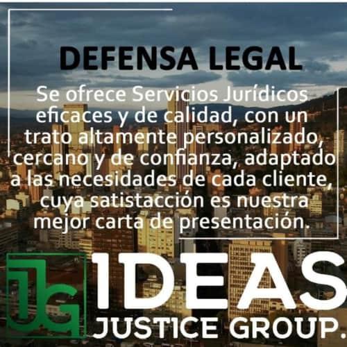 Ideas Justice Group en Bogotá 4