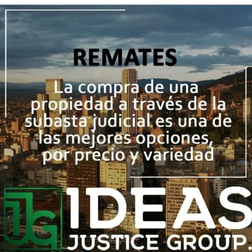 Ideas Justice Group en Bogotá 3