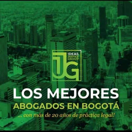 Ideas Justice Group en Bogotá 2