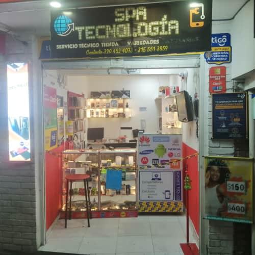 Spatecnologia en Bogotá 2