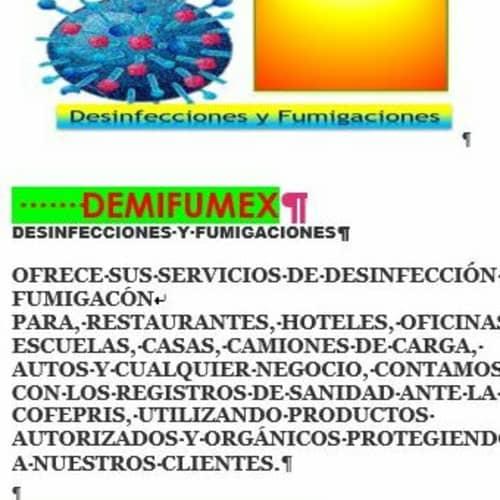 Demifumex en Bogotá 2