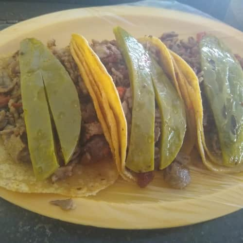 Tacos Torres  en Bogotá 2