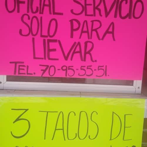 Tacos Torres  en Bogotá 5