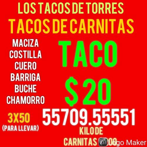 Tacos Torres  en Bogotá 3