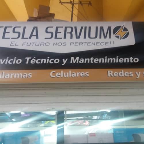 Tesla Servium en Bogotá 5